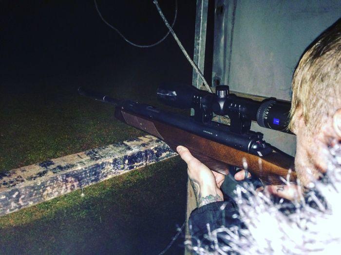 Target Hunting Riffle Weapon Firearms Myself Tattoo Love