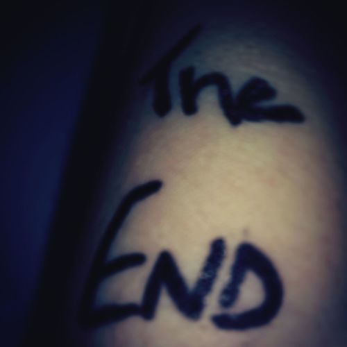 The End Son...