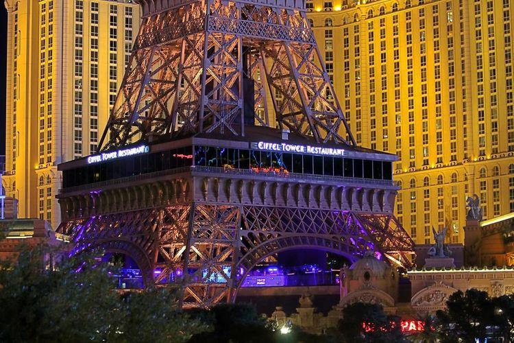 Las Vegas April