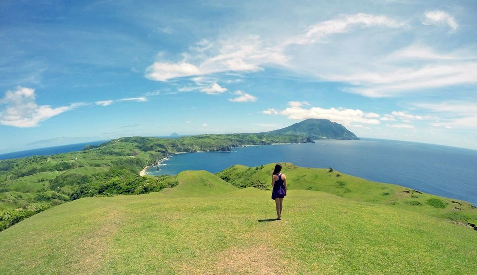 """There are no mistakes. The events we bring upon ourselves, no matter how unpleasant, are necessary in order to learn what we need to learn; whatever steps we take, they're necessary to reach the places we've chosen to go.."" Batanes Goexplore Itsmorefuninthephilippines Mountains TravelPhilippines Wanderlust"