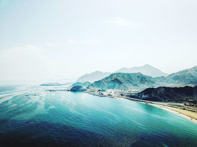 Mountainous Shores Dronephotography Drone  Beauty In Nature Water Scenics Nature Tranquil Scene Tranquility Sea Waterfront Day Outdoors Mountain No People Sky Iceberg