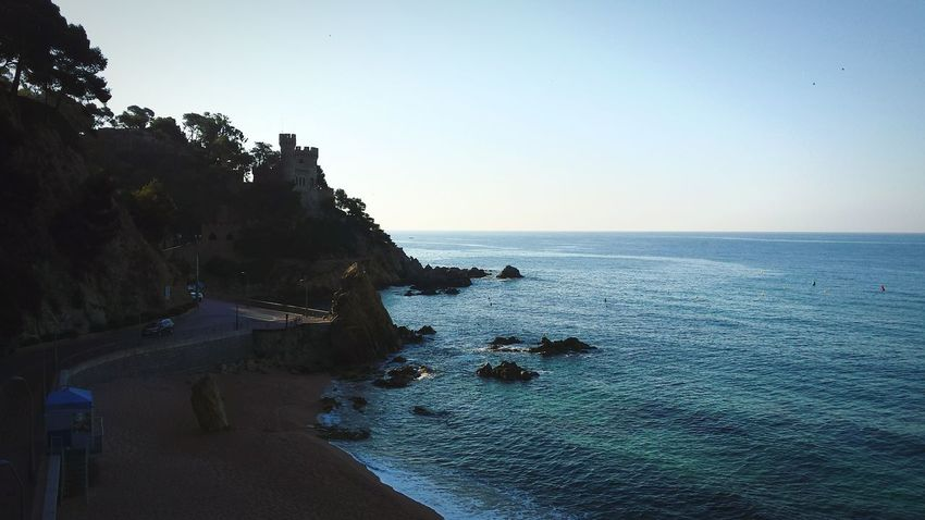 Lloret de mar... Nikon D5100  From Spain With Love Taking Photos Enjoying Life Relaxing Landscape