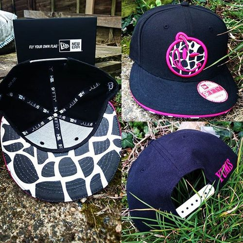 9fifty NewEra Neweracap Youunderstandmystyle Yums Print Animalprint Capcollection Cap Neweraeurope