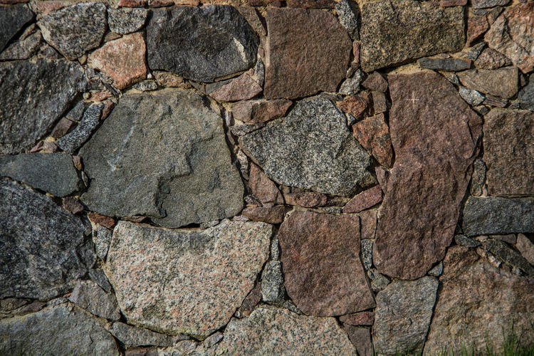 Ancient Architecture Backgrounds Building Exterior Built Structure Close-up Day Full Frame Nature No People Outdoors Rock - Object Rough Rough Texture Stone Wall Textured