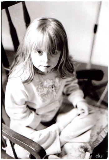 Family Matters Autism Awareness my little sister Monochrome Photography