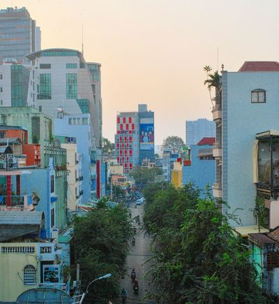 A city that never sleeps.. Vietnam Travel Photography City View  Saigon Hcmcity Sunrise Cityneversleeps