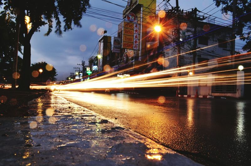 Long Exposure Chiang Mai Thailand