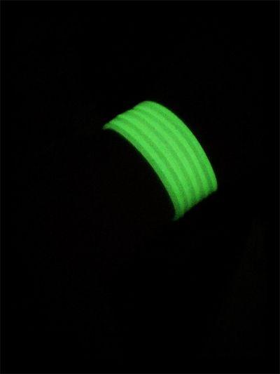 Amazing luminous bracelet of mine.Shine bright like a diamond in the dark.✨✨✨ Enjoying Life