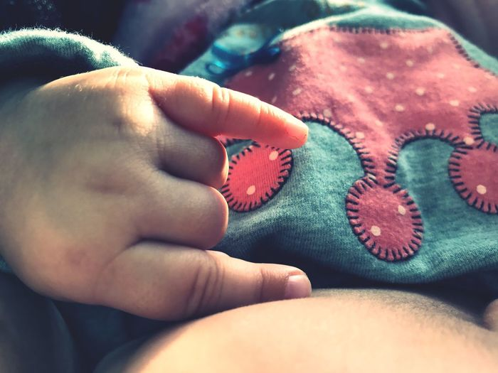 Metal Sign Pommesgabel Person Part Of Holding Close-up Human Finger Focus On Foreground Thorn Freshness Fingernail