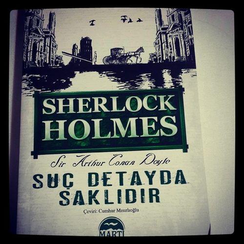 Sherlock başlayalım artık :)