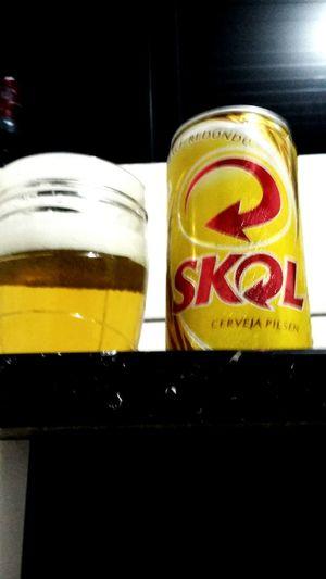 Cerveja Skolgelada DesceRedondo