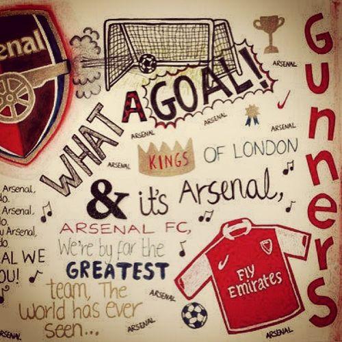 Arsenalfc  Gunners KingsOfLondon