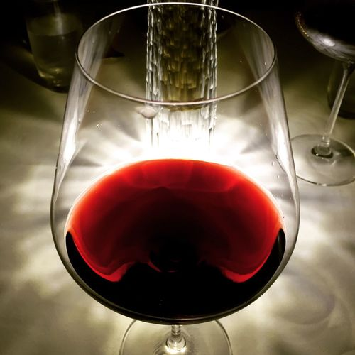 Wine Moments Red Glass Dinning
