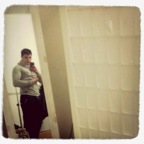 After Training Kick Boxing Selfie Working Hard