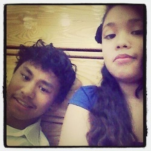 Mark and Erika ..c;