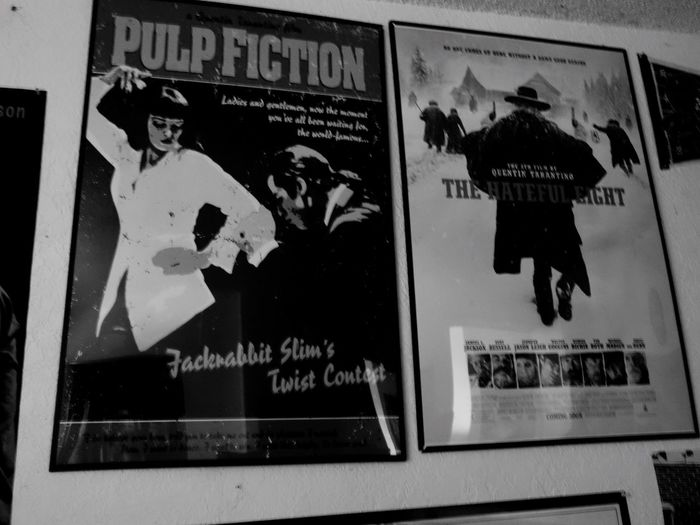 Lieblingsteil Poster Text Arts Culture And Entertainment No People Close-up Film Industry Indoors  Day Bedroom Wall Movie Posters Blackandwhite