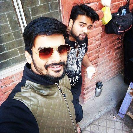 Sadda Bhai 💂😎 Follow @nilay_chandra 😘