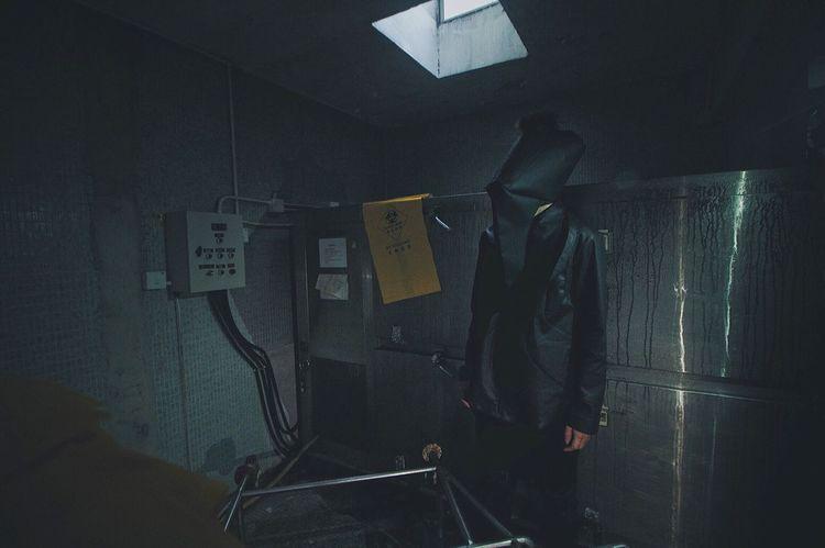 Urban Death Funeral Devil Mortuary Darkness Black Hong Kong 852