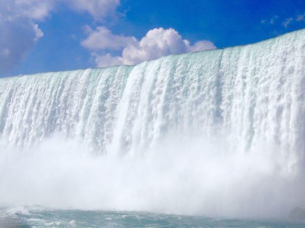 Water Waterfall Niagara Falls NiagaraFallsCanada