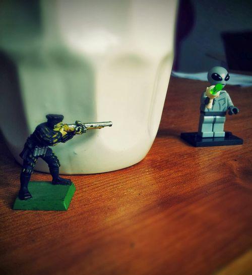 Encounter Macro Toys Miniatures Warhammer Ambush