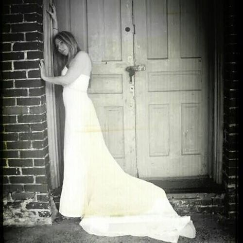 Wedding Weddingdress Photography Blackandwhite Its Me Posing