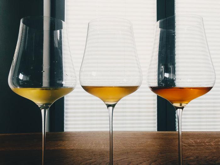 •three• Glass
