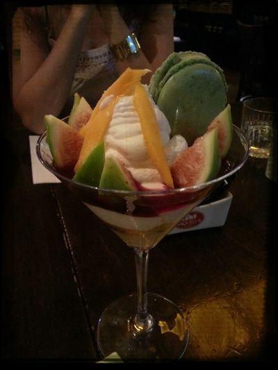 Melba Fruitsalad