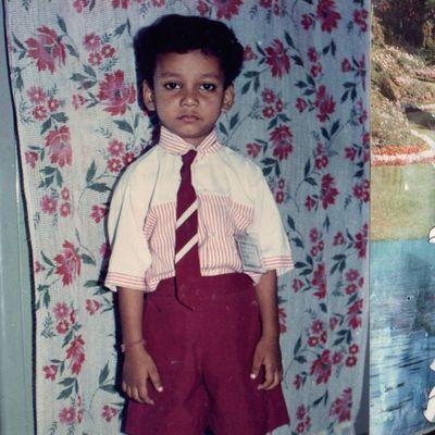 My Amazing Childhood...