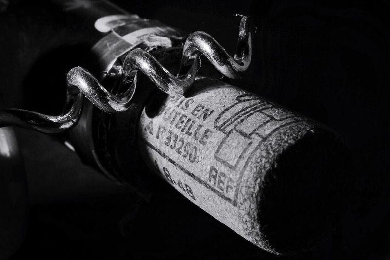 Wine opener Wine Blackandwhite Black & White EyeEm Sony A6000