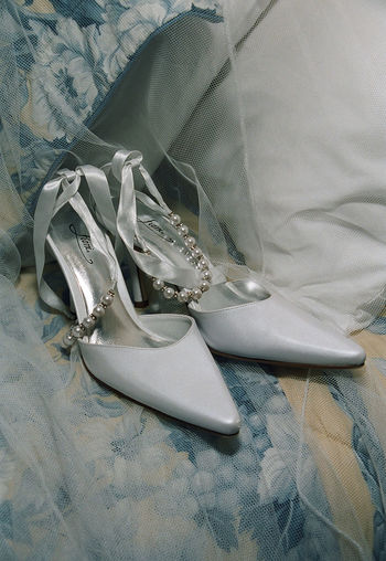 Pearls Shoes