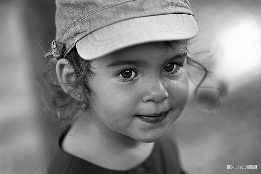 _ c Ö r E _ Headshot Childhood Cute Elementary Age Innocence Close-up Person Human Face Contemplation Follow4follow Love To Take Photos ❤ Photograph Photographie  Thinking Beauty Children's Portraits Portrait Outdoors France 🇫🇷 F4F Artistic Artistsoninstagram Blackandwhitephotography Black And White Blackandwhite