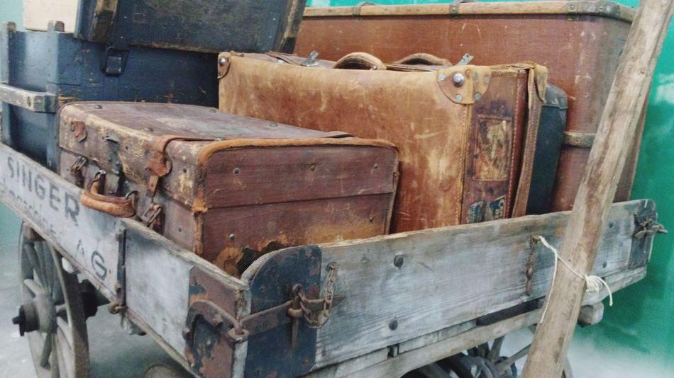 Vintage Luggage Vintage Luggage