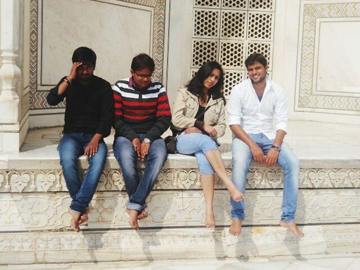Relaxedmindbodyandspirit Taj Mahal Agra Enjoying Life Enjoying Myself