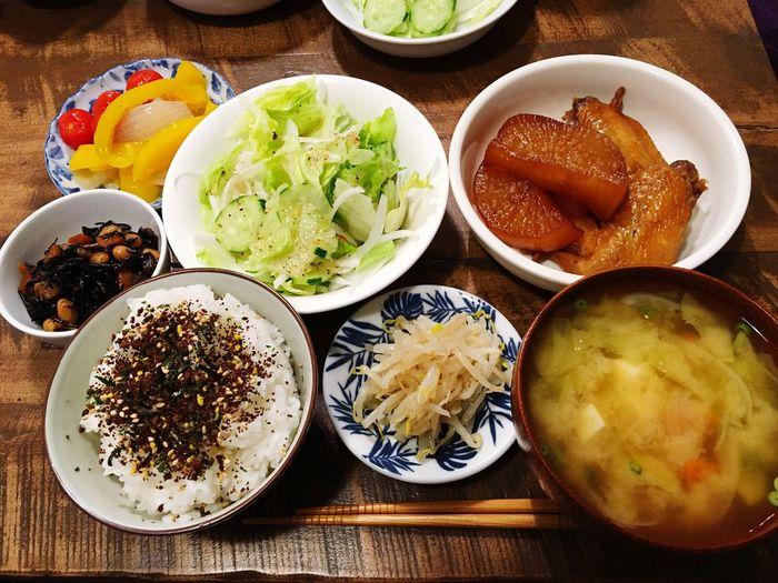 3月30日(水) 夕食 和食 Dinner