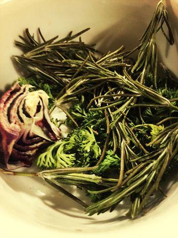 Kitchen Utensils Herbs
