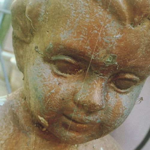 cherubs face fountain of years gone Olfdfashioned Antique Art is Everywhere Bird Bath Portrait Human Face Human Eye Headshot Childhood Boys Close-up The Street Photographer - 2018 EyeEm Awards The Still Life Photographer - 2018 EyeEm Awards The Traveler - 2018 EyeEm Awards