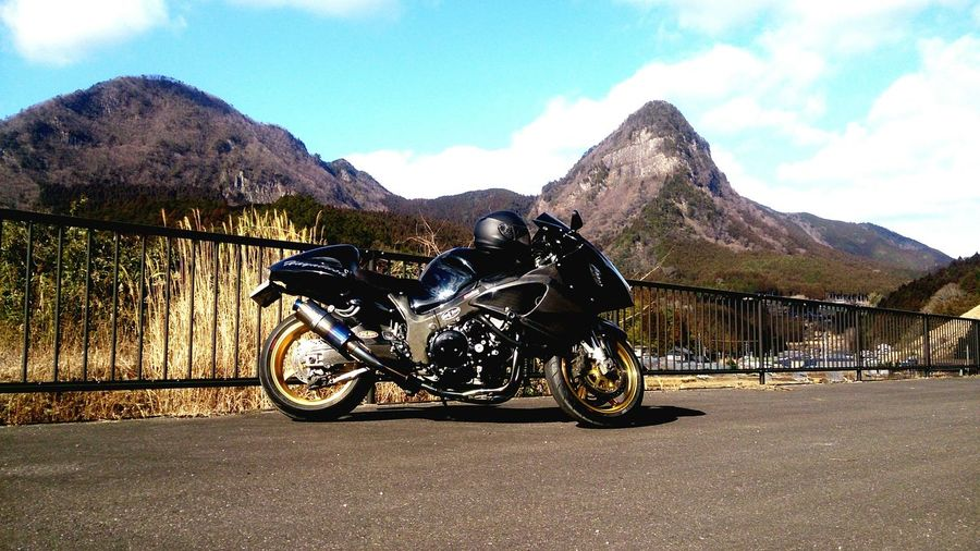 天然記念物だそうです(^ー^)鎧岳 兜岳 Nature Mountains Motercycle Touring Enjoying Life