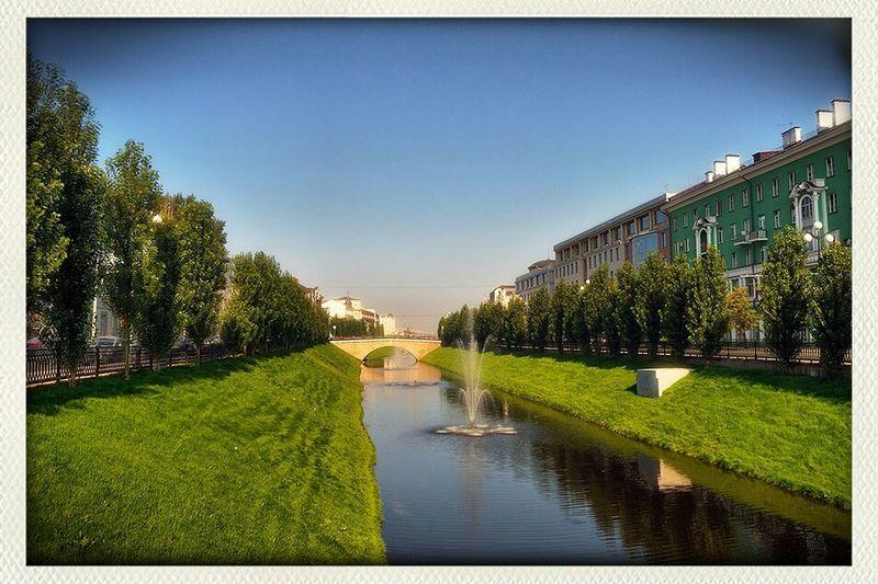 Bulak Channel Kazan