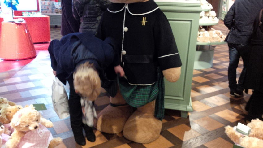 What's under your kilt? Casual Clothing Close-up Day Focus On Foreground Humour Humour Is Good For The Soul Humourous Indulgence Kilt Leisure Activity Lifestyles
