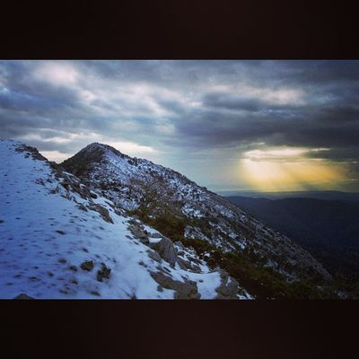 Nature Sky Skyporn Beauty Weather Photo Instagrammers Igers Tagsforlikes Instagood Follow Comment ShoutOut Android Instagood Exposure Composition Focus Capture Mountain Winter Narlıdere Izmir Çatalkaya Naturelovers sunset winter snow landscape canon 7D photooftheday