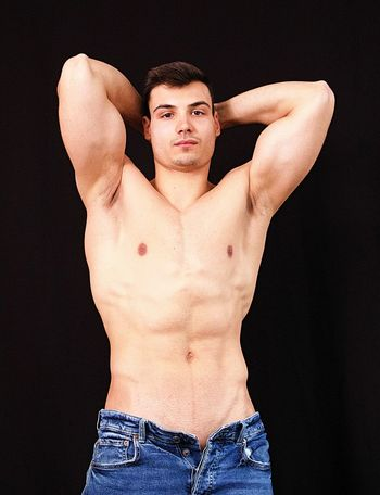 Fitness model Beautiful Body & Fitness Man Models Sportsman Boy Fit Fitnessmodel Malemodel  Malephotography Muscle Smooth Sportphotography Strong Topless,