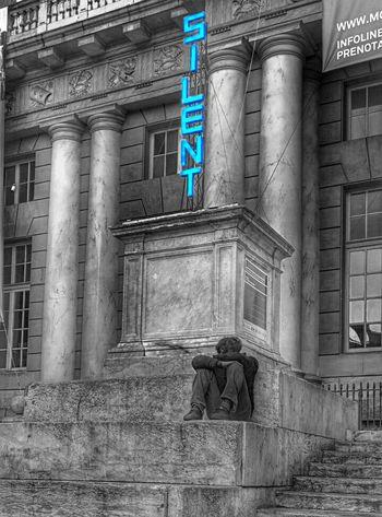 Shhhh... Someone is sleeping... ?? Streetphotography EyeEm Best Edits Silent EyeEm Best Shots