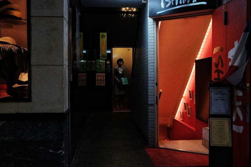 Japantrip 2018 FilipinoStreetPhotographers Streetphotography Japan HUAWEI Photo Award: After Dark Communication Technology Night No People Telephone Illuminated Architecture