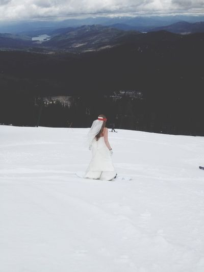 Shredwedding