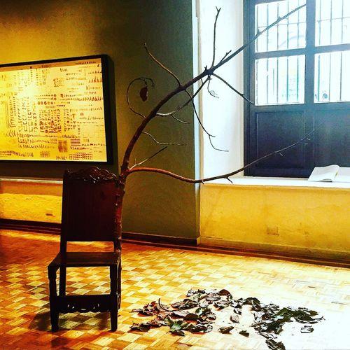 Historiccenter Downtown Mexico Cdmx Museum Cancilleria Art Chair