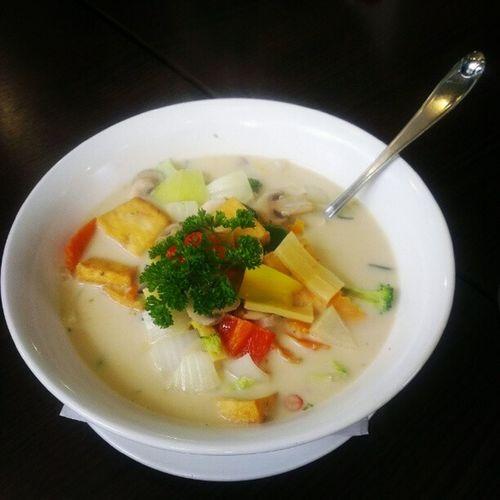 Tofu-Gemüse-Eintopf