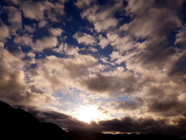 Dramatic Sky Sunset Nature Sun Sky Cloud - Sky Beauty In Nature Scenics Tranquility Outdoors No People Day Space Astronomy
