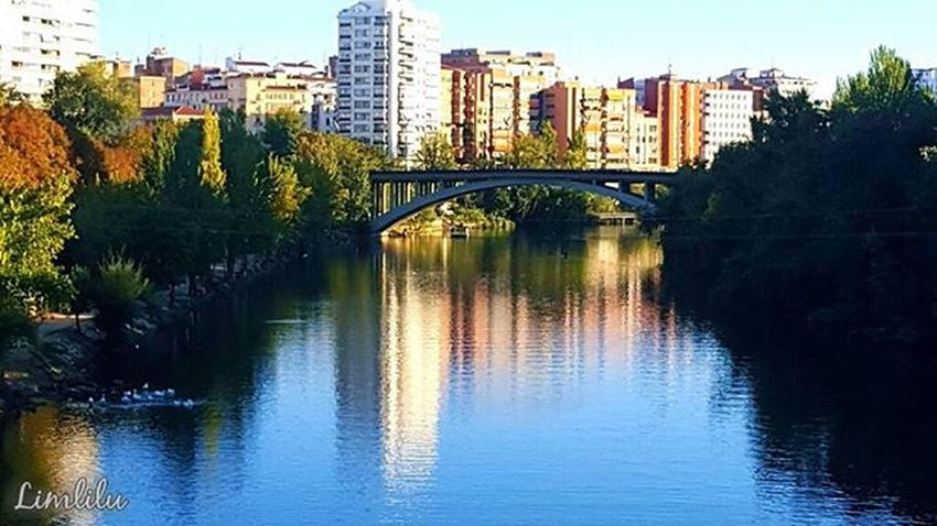 Desde el Puente de Poniente. Valladolid Vallaigers MeGustaPucela @Valladolidia @Instagramers Estaes_Valladolid Estaes_castillaleon Estaes_espania Estaes_de_todo EstaEs_Universal_3 TodoEs_CastillaLeon Todoes_spain Loves_castillayleon Loves_Valladolid Total_CastillayLeon Spain_gallery Photooftheday Instagood Picoftheday Like Beautiful Instalike Follow Tagsforlikes Bestoftheday Amazing Igers SinFiltro NoFilter