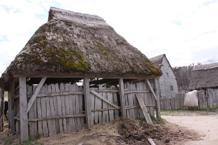 Abandoned Bad Condition Brown Built Structure Composition Cultures Day Deterioration House Hut No People Obsolete Outdoors Perspective Roof Ruined Thatched Roof Tradition Village Wide Angle Wood Wood - Material Wooden