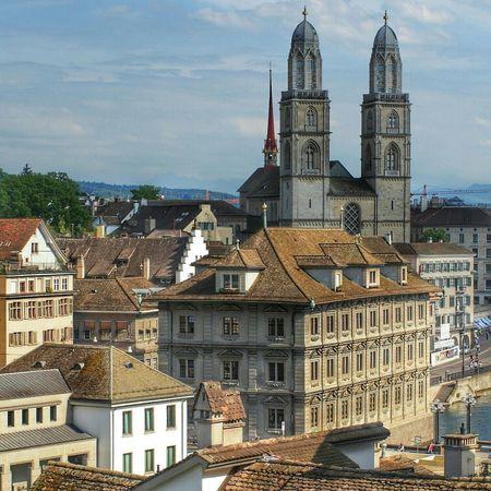 Zurich. Switzerland I Love Switzerland !!! Zurich, Switzerland Switzerland City Europe Travel Architecture